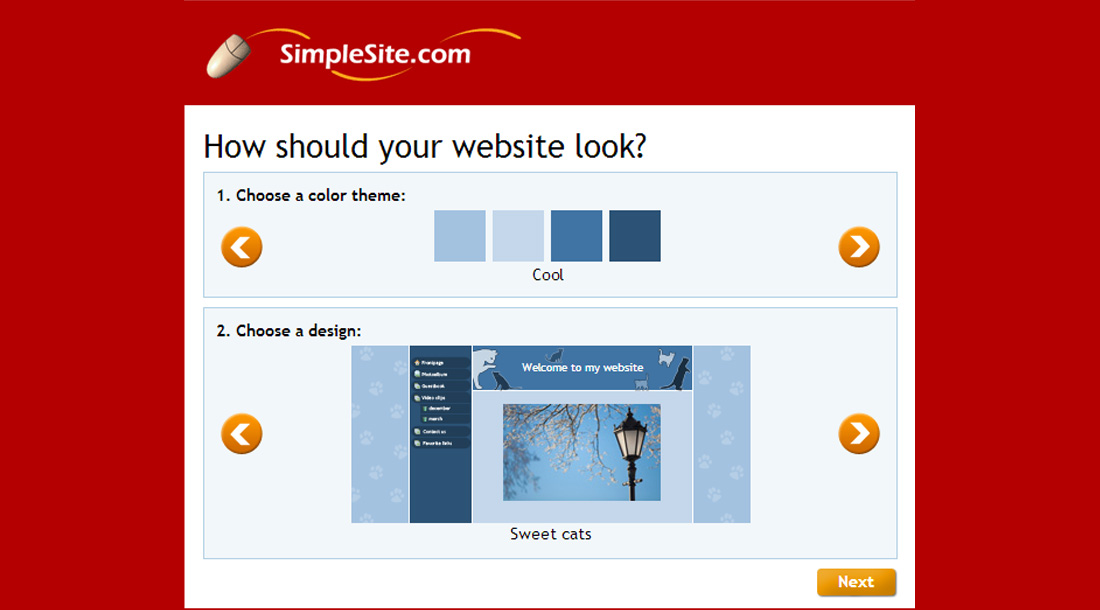 Website builder easy website builders Build easy website