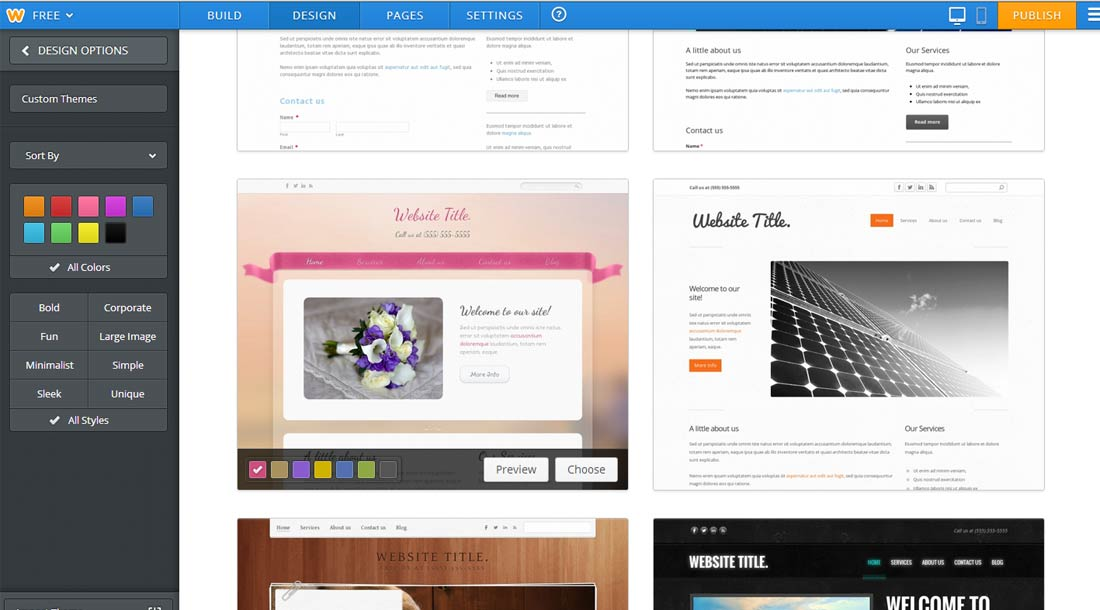 Weebly Website Builder Create a Free Website Store or Blog - oukas info
